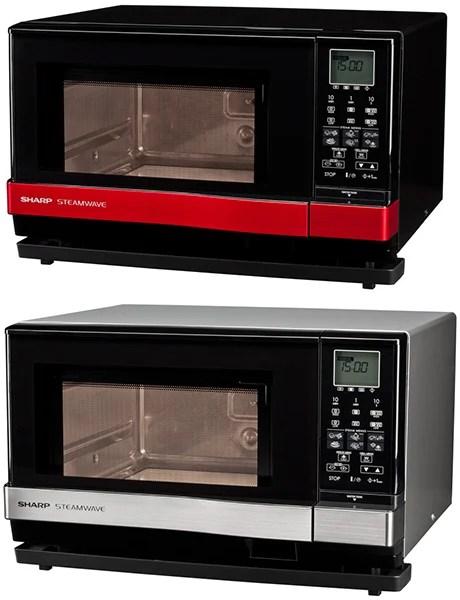 sharp steamwave 3 in 1 steam oven