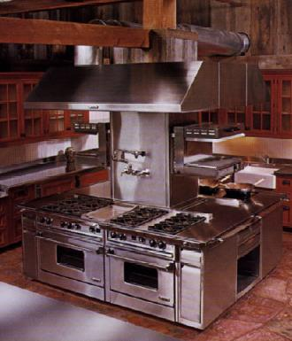 Commercial Grade Kitchen Appliances For The Home | Home Painting