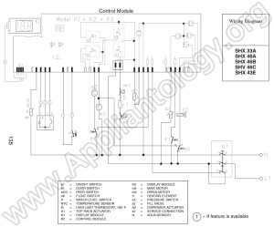 Bosch Dishwasher Wiring Diagram  The Appliantology