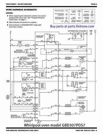 whirlpool electric range wiring schematic  two wire