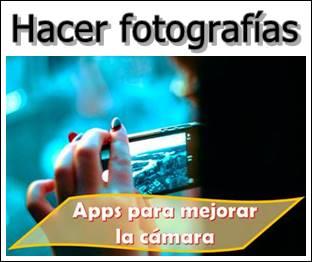 Apps para hacer fotos