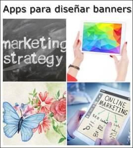 Aplicaciones para diseñar banners