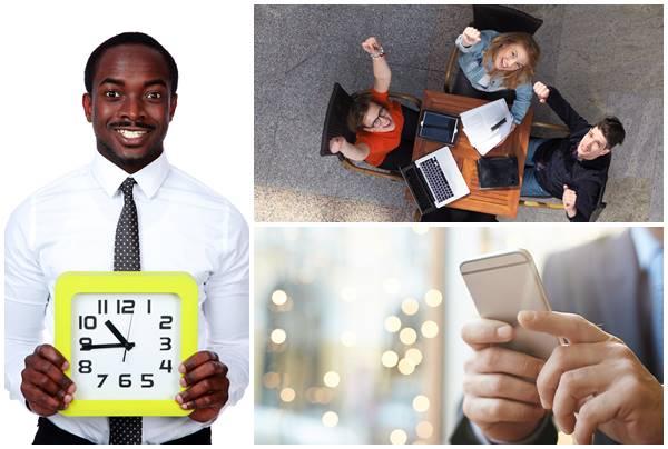 Aplicaciones para organizar tiempo