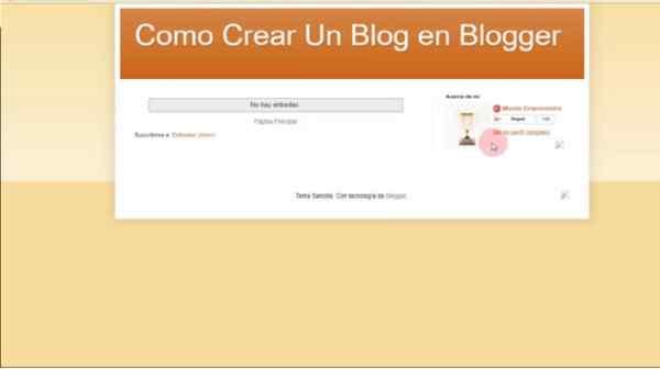 Aplicaciones para crear blogs