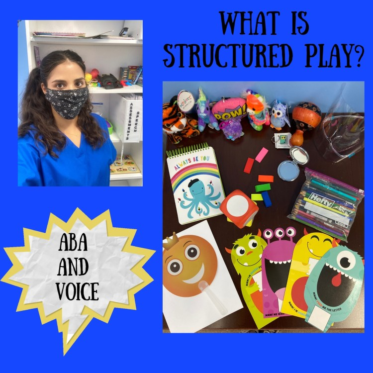 What is Structured Play