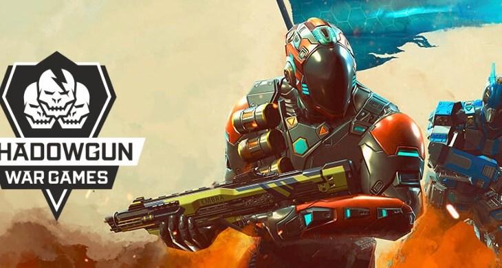 5対5のPvPが楽しめる「Shadowgun War Games」はスマホ向けe-sportsゲーム