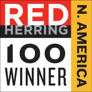 Red Herring - Top 100 North America - Winner