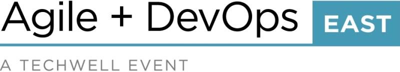 Agile + DevOps East Orlando, FL - logo