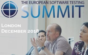 The European Software Testing Summit London 2018 – See You There!