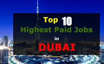 10 Good Jobs in Dubai And Abu Dhabi To Get Without a College Degree (2021)