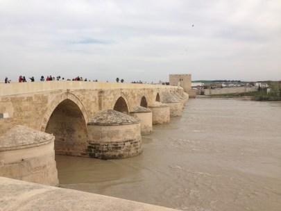 Oldest bridge in Cordoba