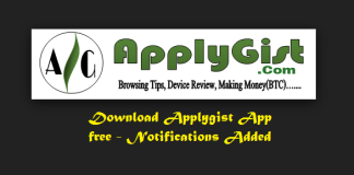 Download Applygist Android App