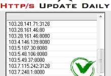 Free SSL Proxy SSL (HTTPS) Proxies