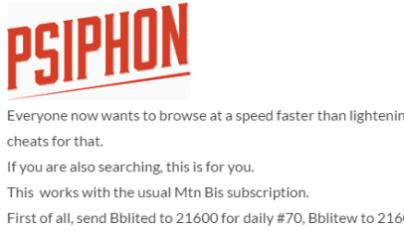 Settings For Airtel 0 00 using Psiphon Handler - Applygist