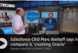 SalesForcec crushing Oracle