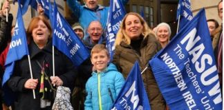 Teachers Apply for NASUWT 12 months of free Membership