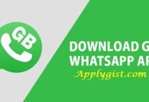 GB Whatsapp 5.60 Download link