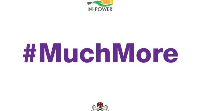N-power Much more Testimonies