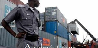 NIGERIA CUSTOMS E-AUCTION PORTAL