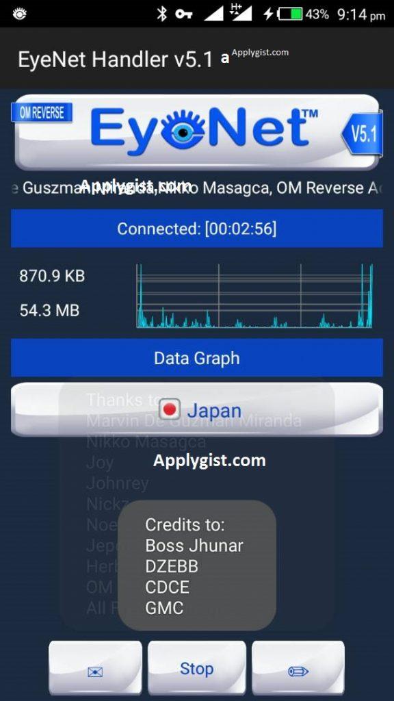 Download eyenet handler vpn