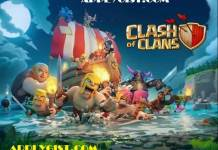 Clash of Clans Unlimited ModVersion 9.105.5