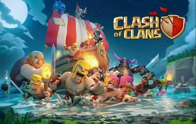 Clash of Clans Unlimited Mod Version 9.105.5