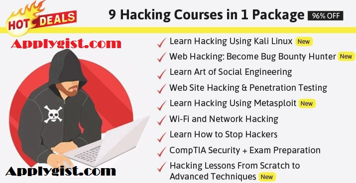 Online Courses For Ethical Hacking