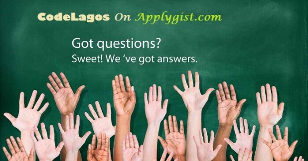 Frequently Asked Questions Codelagos