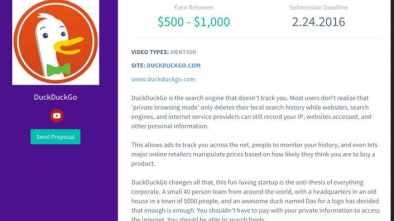 Make money with Famebit