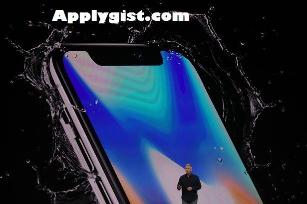 iPhone X Apple release date 2017