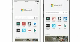 Microsoft Edge Browser Android