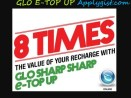 Glo e-top Up