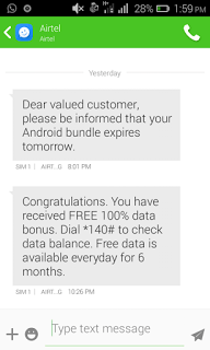 How Do I Get 100% Double Data Bonus