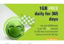 Smile 4G Network