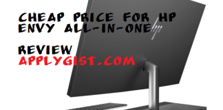 Cheap Price for HP ENVY All-in-One