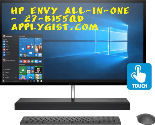 HP ENVY All-in-One - 27-b155qd