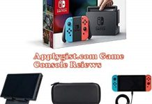 Nintendo Switch Game Console Accessories