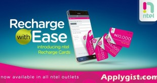 RECHARGE Ntel WITH EASE
