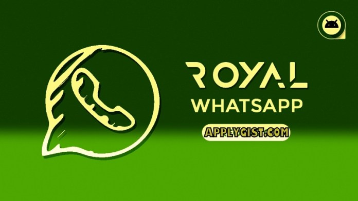All About Royal Whatsapp Downloads and installation