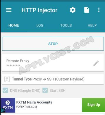 HTTP Injector Latest MTN 0.0k Free Browsing