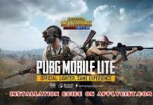 PUBG MOBILE Lite APK Download _v0.5.1