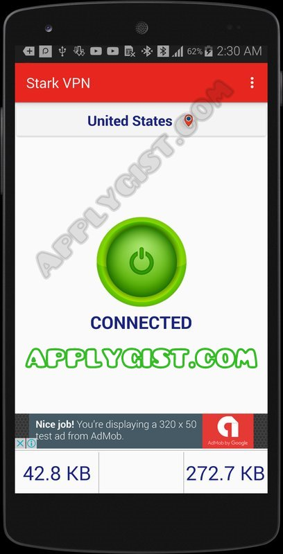 Stark VPN APK Download Free Cheat
