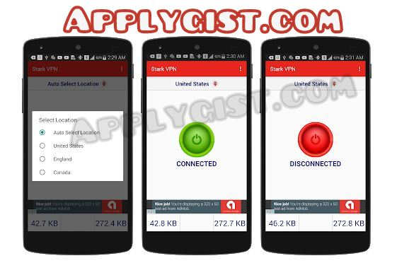 Stark VPN APK Download for MTN 0 00 Cheat With File - Applygist Tech