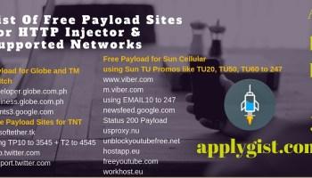 Uganda Free Internet Browsing Trick USing HTTP Injector - Applygist