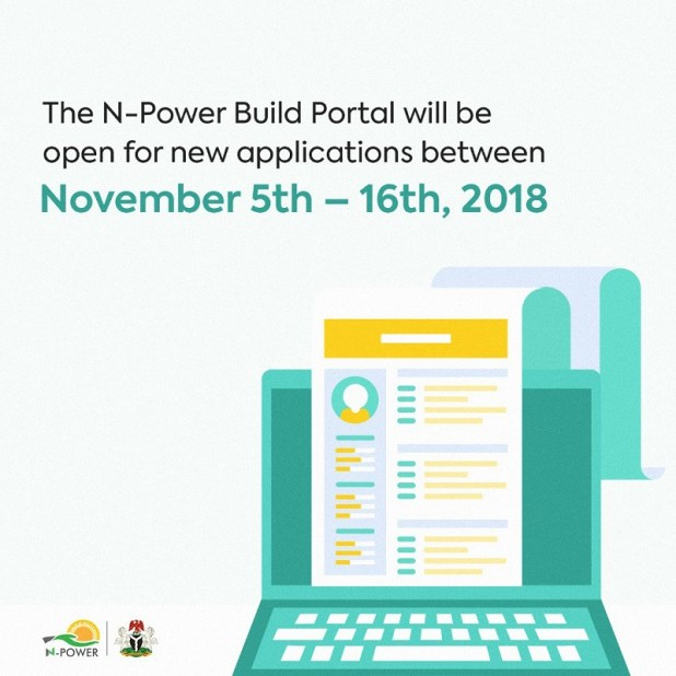Npower Portal open Novermber 5th