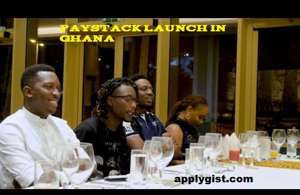 launch Paystack Ghana applygist.com