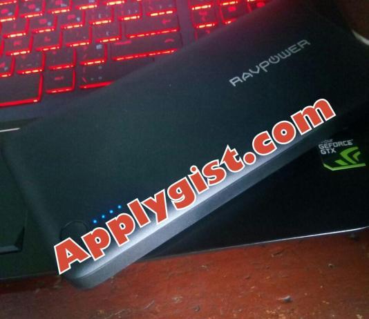 USB C Power Bank RAVPower 20100 Portable Charger
