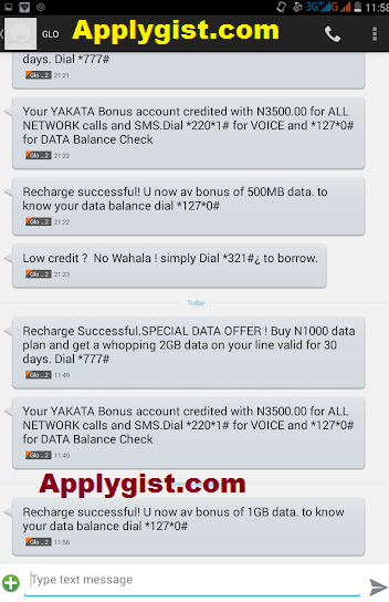 Special Glo Yakata OFFER