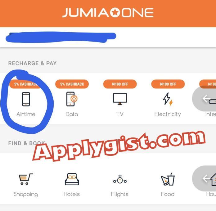 free jumia 500 Airtime