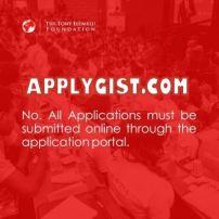 Apply Now 2019 Tony Elumelu Foundation Grant $5000